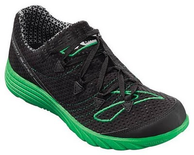 Brooks Green Silence Black Color