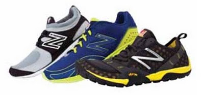 New Balance Minimus Wellness, Road, and Trail