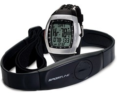 Sportline Duo 1060 Watch