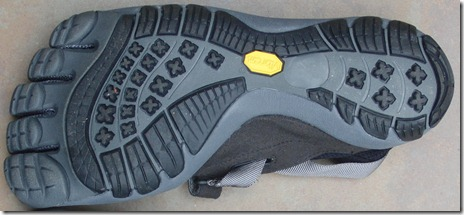 Vibram TrekSport Sole