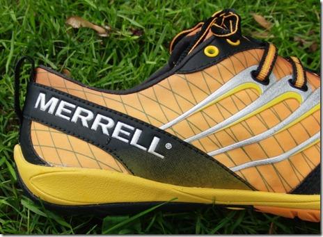 Merrell Sonic Glove Heel