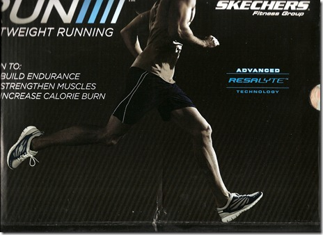 Skechers Go Run Box