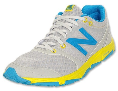 New Balance 730 Blue Yellow Womens
