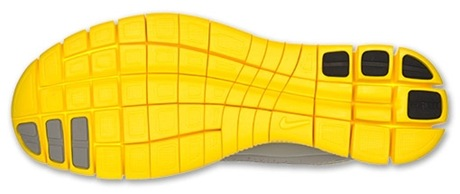 Nike Free 4.0 v2 sole