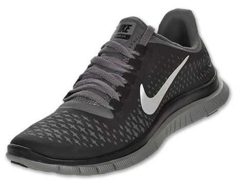 Nike Free 3.0 v4 black
