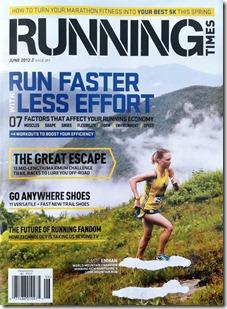 Running Times June 2012
