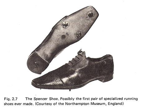 Spencer Shoe
