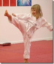 Emma Taekwondo