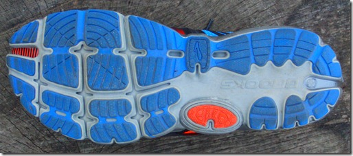 Brooks Pure Cadence 2 Sole
