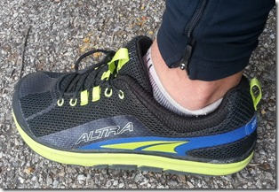 Altra Torin Lateral
