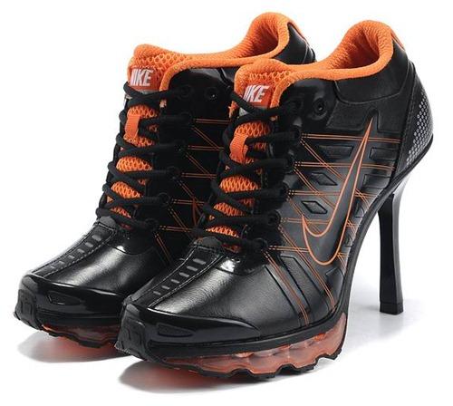 Nike air max high heels