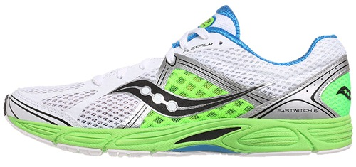Saucony Fastwitch 6 side