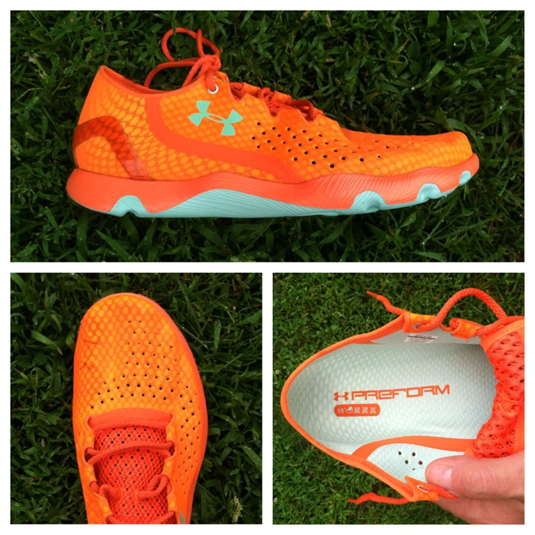 Under Armour Charge RC2 Running Shoes picture 1