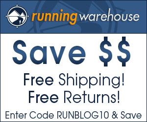 Running Warehouse Ad