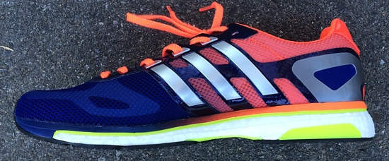adidas Adios Boost side