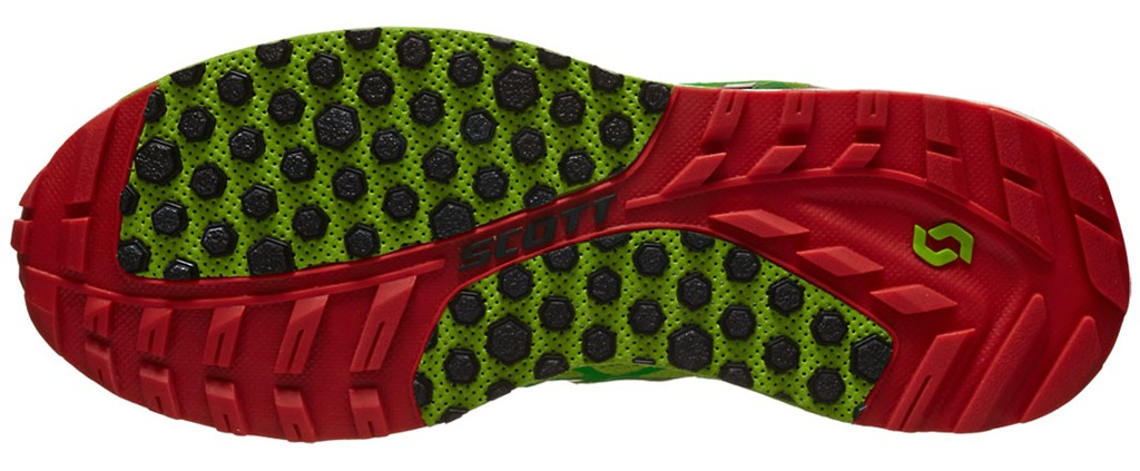 Scott Trail Rocket sole