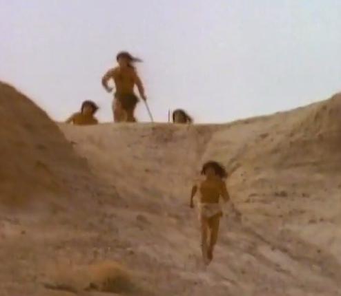 Caveman Running