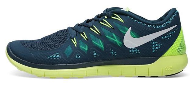 Nike Free 5.0 v2 yellow