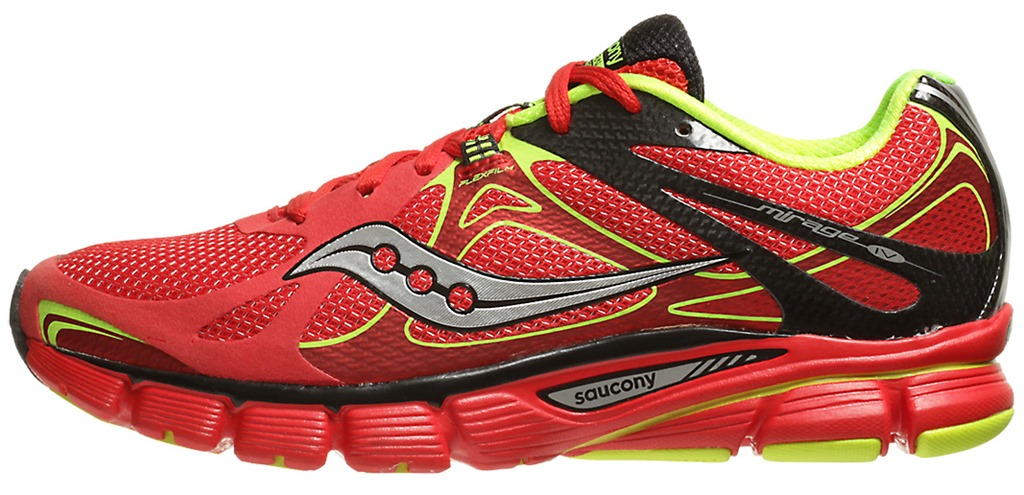 Saucony Black And Pink Running Shoes 38