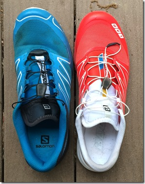Salomon Sense Pro vs. Ultra