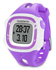 Garmin Forerunner 15 Purple