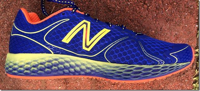 New Balance Fresh Foam 980 medial
