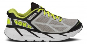 Hoka Clifton Gray
