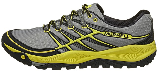 Merrell AllOut Rush side