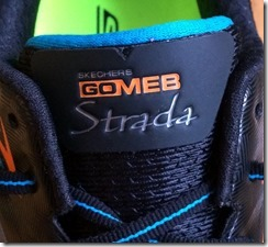 Skechers GoMeb Strada Tongue