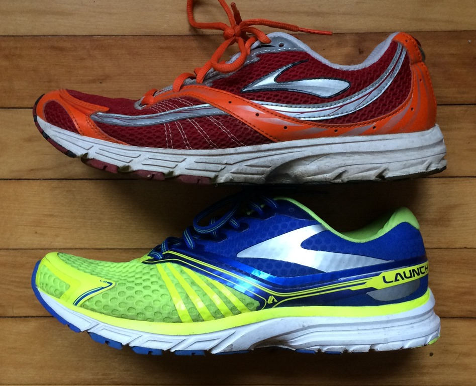 Product Review: Brooks Ravenna 5 Running Shoes - Ways2GoHealthy