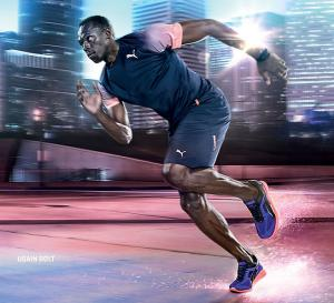 Usain Bolt Puma Ignite