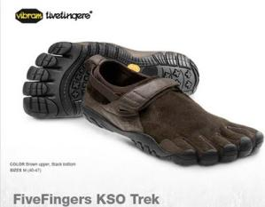 Vibram Fivefingers: New Models On-Line (Trek, Moc, and Performa)
