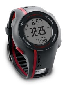 Garmin Forerunner 110 – Entry Level GPS Watch for Runners Just Released