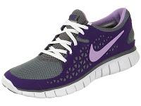 Nike Free Run+ Purple