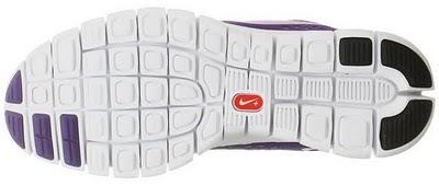 Nike Free Run+ Sole