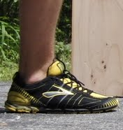 Shoe Review: Brooks Mach 12 Cross-Country Racing Flat