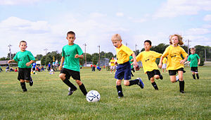 "The Simple Joy of Being Active: Lessons Learned From Little Kids on My First Day as ""Coach Pete"""