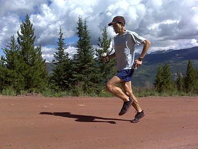 Mark Cucuzzella Running