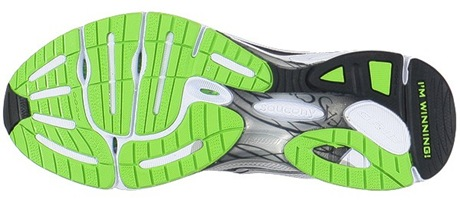 Saucony Fastwitch 5 Outsole