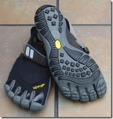 Vibram Fivefingers TrekSport Review