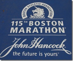 Race Report: 2011 Boston Marathon