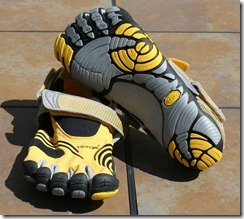 Vibram Fivefingers KomodoSport Review and 5K Race Report