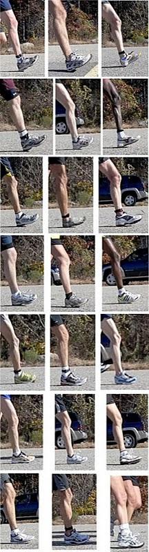 Running Fooststrikes
