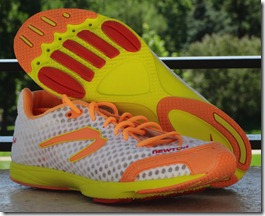Newton MV2 Zero Drop Running Shoe Review: First Impressions