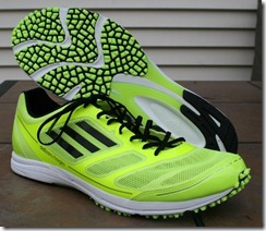 adidas adizero Hagio Running Shoe Review: A Roomy Road Flat Built for Speed