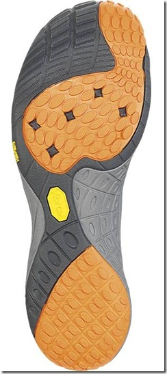 Merrell Road Glove Sole