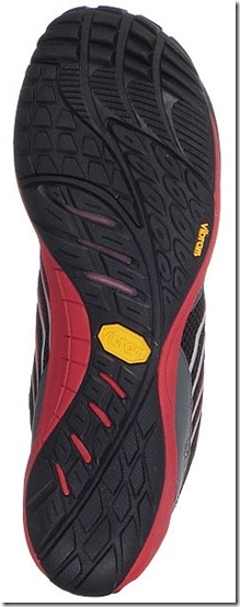 Merrell Trail Glove Sole