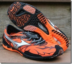 Mizuno Wave Universe 4: A Near Perfect Racing Flat