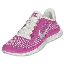 Nike Free 3.0 v4 pink