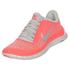 Nike Free 3.0 v4 salmon